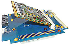 PCI-104 with Qseven